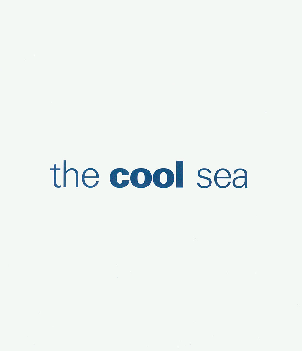 The cool sea