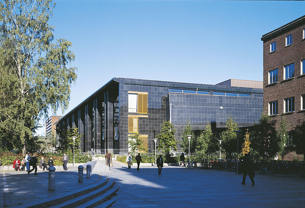 Georg Sverdrups hus, Universitetet i Oslo
