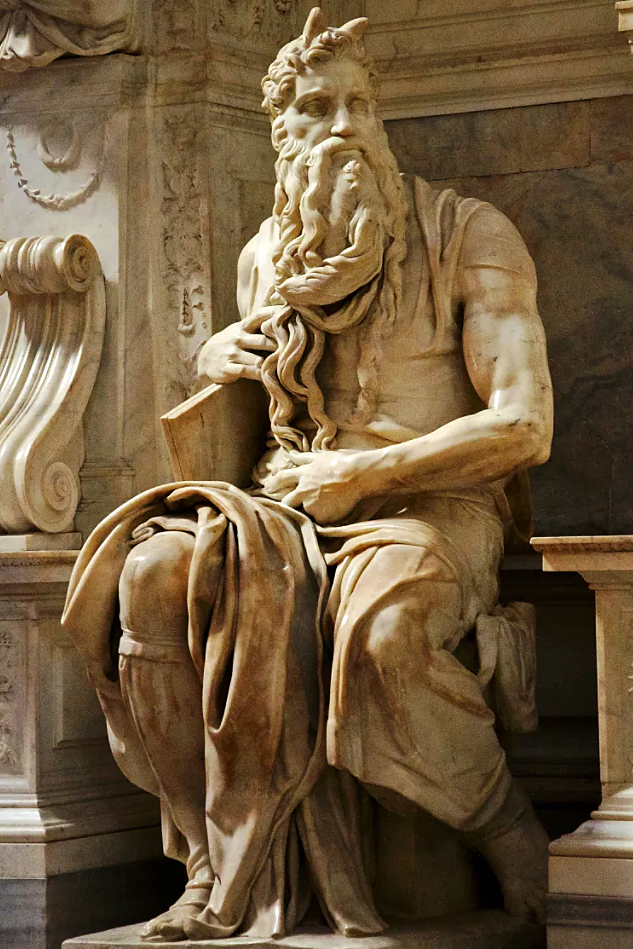 Michelangelo: Moses, 1515
