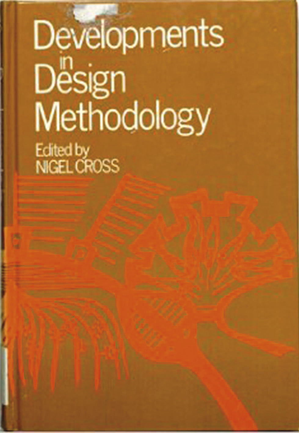 Nigel Cross' første introduksjon til Research by Design-begrepet: boken Developments in Design Methodology fra 1984.